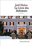 Le Livre des Baltimore [ large bestseller format ] (French Edition)