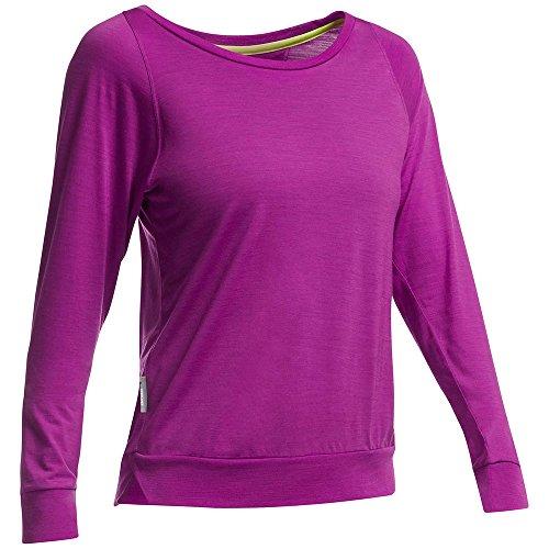 Icebreaker Women's Sphere Long Sleeve Sweater