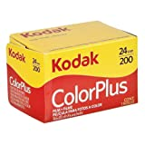 Kodak Color Plus 200 Color Print Film - 24 Exp