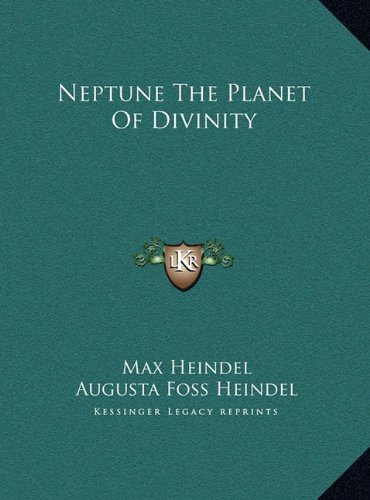 Neptune The Planet Of Divinity PDF