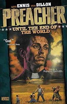 Preacher Book Two by [ENNIS, GARTH]