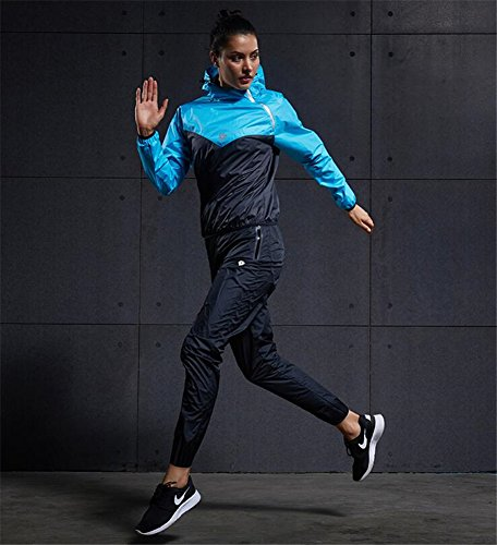 Entrenamiento Chándales Mujeres Adelgazamiento Body De Cazadora Shapers Fanceey Jogging Survetement Shaper 714901 Trajes 714804 Hot zRwUv