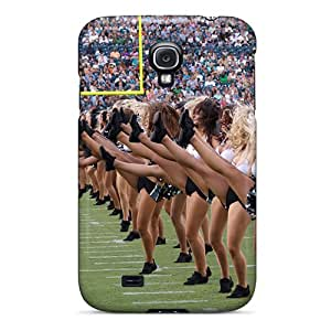 Hot Philadelphia Eagles Cheerleaders 2013 First Grade Tpu Phone Case For Galaxy S4 Case Cover