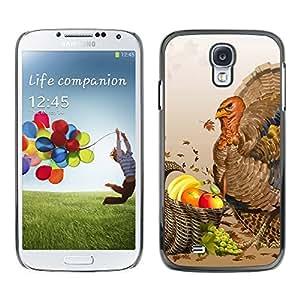 Be Good Phone Accessory // Dura Cáscara cubierta Protectora Caso Carcasa Funda de Protección para Samsung Galaxy S4 I9500 // Fruit Turkey