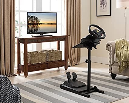 One Source Living RH160002G OR Pro Racer Game Stand