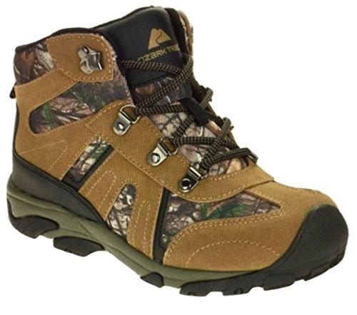 Ozark Trail Realtree Xtra Boy's Hiking Boot (12)