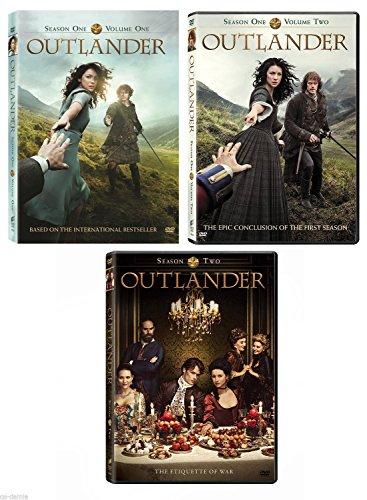 outlander series 2 - 5