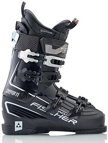 Fischer Mens Ski Boots - Fischer Progressor 11 Vacuum Full Fit Ski Boots Mens Sz 9.5 (27.5)