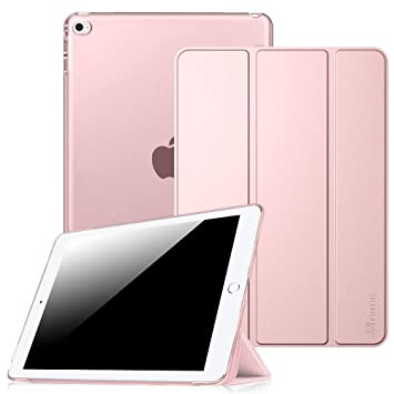 Fintie iPad Mini 4 Case - Lightweight Slim Shell Cover with Translucent Frosted Back Protector Supports Auto Wake/Sleep for Apple iPad Mini 4 (2015 ...