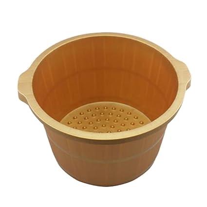 KTYX Plastic Foot Massage Barrel Thickening Massage Foot Bath Barrel ...