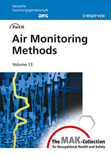 Diesel Nitrous System (13: Air Monitoring Methods (The MAK-Collection for Occupational Health and Safety. Part III: Air       Monitoring Methods (DFG)))