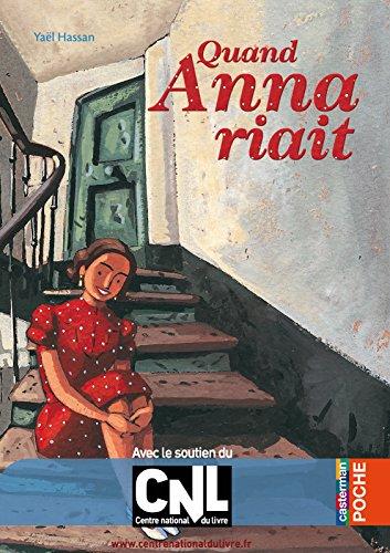 Quand Anna riait (Junior/comme la vie) (French Edition)
