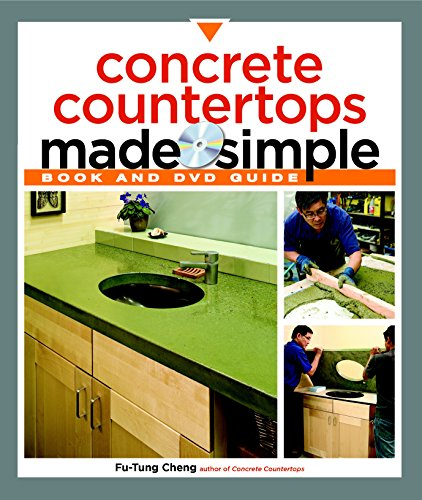 Concrete Countertops Made Simple: A Step-By-Step Guide (Made Simple (Taunton -