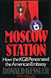Moscow Station, Ronald Kessler, 0671693387