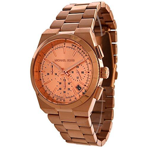 Michael Kors Women's MK5927 - Channing Rosegold Watch