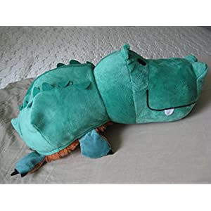 FlipaZoo The 16 Plush with 2 Sides of Fun for Everyone - Each Huggable FlipaZoo character is Two Wonderful Collectibles in One (Grizzly Bear / Alligator) - 51 2BpAihiO8L - FlipaZoo The 16 Plush with 2 Sides of Fun for Everyone – Each Huggable FlipaZoo character is Two Wonderful Collectibles in One (Grizzly Bear / Alligator)