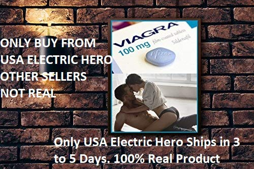 Viagra for Men 100mg Pill Prints 10-Pack