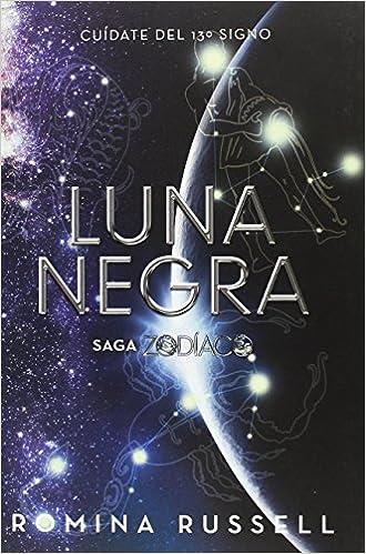 Luna negra (Ficción Juvenil Adulto): Amazon.es: Romina ...