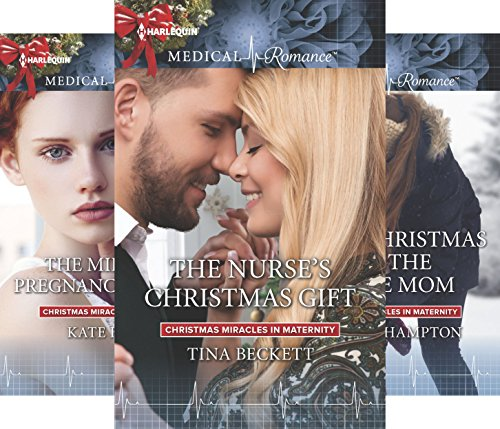 Christmas Miracles in Maternity (4 Book Series)
