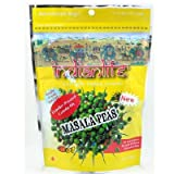 INDIAN LIFE FOODS, MIX, MASALA PEAS, Pack of 8, Size 7 OZ - No Artificial Ingredients GMO Free