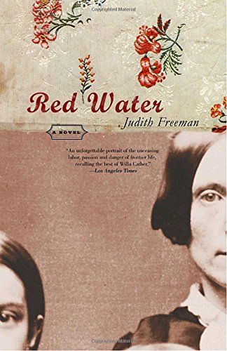 Red Water: A Novel: Judith Freeman: 9780385720694: Amazon.com: Books