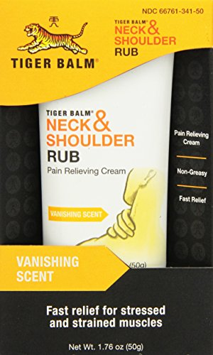 TIGER BALM NECK & SHOULDER RUB, 1.76 oz.
