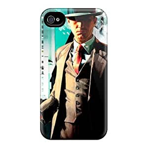 TinaMacKenzie Cases Covers Protector Specially Made For Iphone 6 La Noire 3