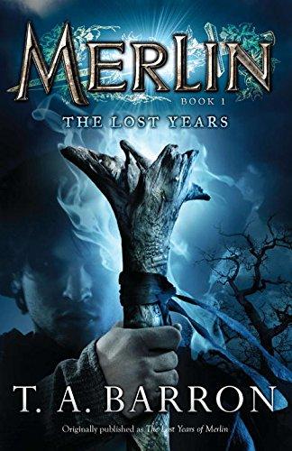 the-lost-years-book-1-merlin-saga