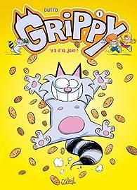 Grippy, tome 1 : Y a d'la joie ! par Olivier Dutto