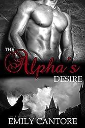 The Alpha's Desire (BBW Werewolf)
