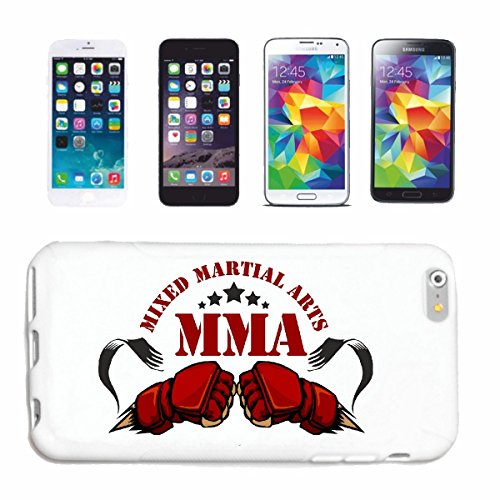"cas de téléphone iPhone 7 ""MMA ARTS IMPORTANTS MIXTE MMA ARTS IMPORTANTS MIXTES Fightclub STREET FIGHT BOXE KARATE KICK BOXING JUDO"" Hard Case Cover Téléphone Covers Smart Cover pour Apple iPhone en b"