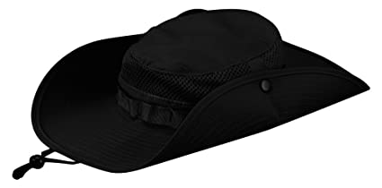 Amazon.com  Propper Summerweight Wide Brim Boonie Tactical Hat ... 631f4eac0d9