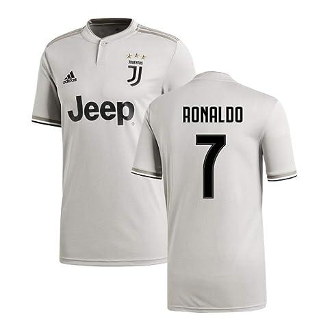 a35ff65e22eff 2018-2019 Juventus Adidas Away Football Soccer T-Shirt Camiseta (Cristiano  Ronaldo 7 Comprar