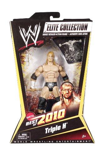 WWE 엘리트 콜렉션 피규어 시리즈 - 트리플H(V6676)