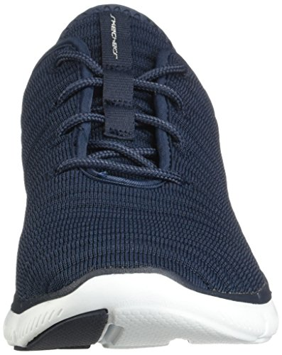 Donna Navy 12899 Bbk Skechers Sneaker PRt7tv
