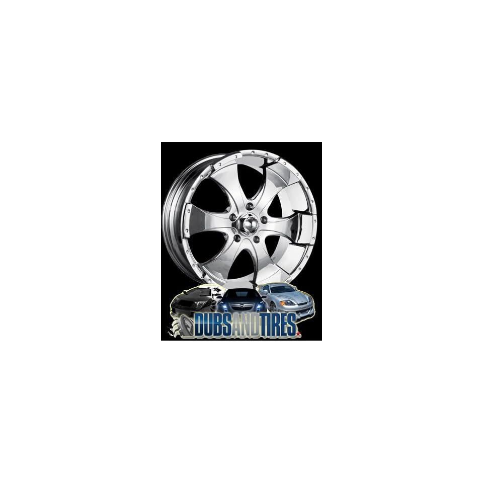 16 Inch 16x10 Ion Alloy wheels STYLE 136 Chrome wheels rims