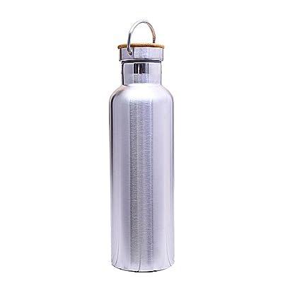 500ml en acier inoxydable Gobelet isotherme Isolation sous vide Bouteille Portable Bouteille