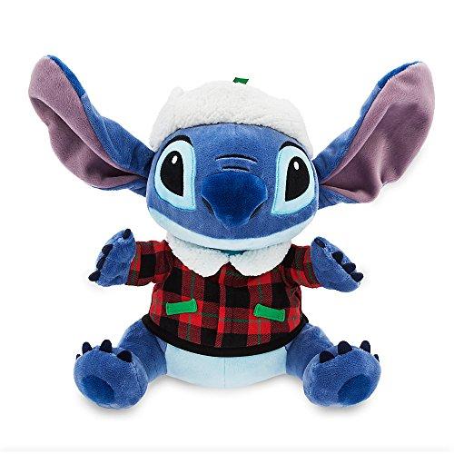 Disney Stitch Holiday Plush