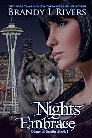 book cover of Nights Embrace