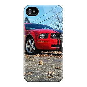 Fashionable Design Ford Mustang Rugged Cases Covers For Iphone 6 New