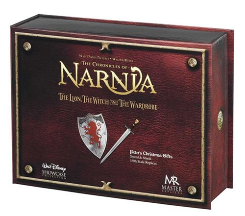 CHRONICLES OF NARNIA PETER'S CHRISTMAS GIFT -