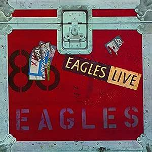 Eagles - Live (2 LP-Vinilo)