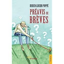 Préavis de brèves (French Edition)