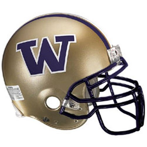 Fathead Washington Huskies Helmet Wall Decal