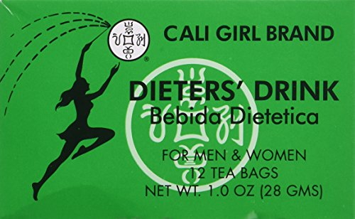 - Dieter's Drink Cali Girl Brand for Men and Woman NT WT 1.0oz