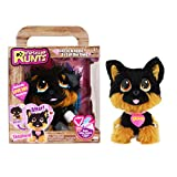 #6: KD Kids Rescue Runts Shepherd Plush Dog, Black/Brown