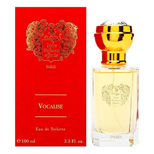 Gantier Vocalise By Maitre Parfumeur Et Gantier For Women. Eau De Toilette Spray , 3.3-Ounce Bottle (Gantier Eau De Toilette Spray)