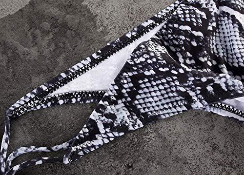 L Bikini Fuweiencore Print L Beach New Dimensione colore fqBwR