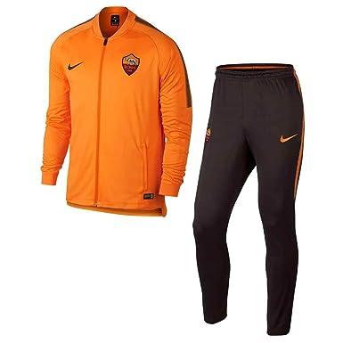 Nike Roma M Nk Dry Sqd TRK Suit K Chándal AS, Hombre: Amazon.es ...