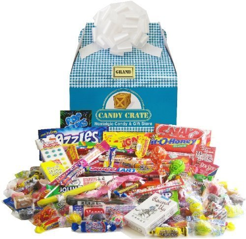 Mother's Day Grand Retro Candy Gift Box